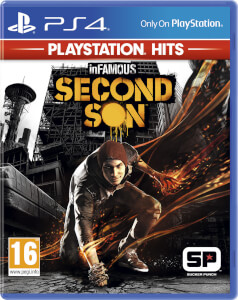 InFamous Second Son - Playstation Hits