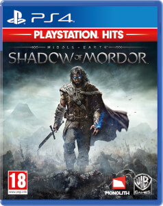 Middle Earth: Shadow of Mordor - Playstation Hits