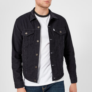 Levi's Men's The Trucker Jacket - Common Blue Cord