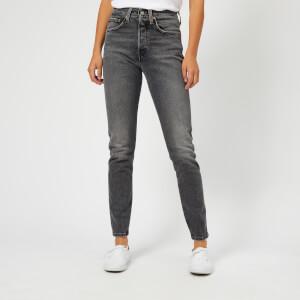 Levi's Women's 501 Skinny Jeans - Coal Black