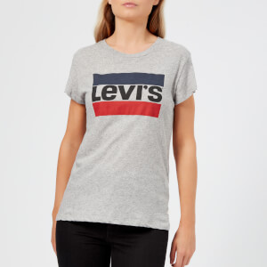 Levi's Women's The Perfect T-Shirt - Smokestack