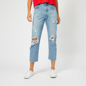 Levi's Women's 501 Crop Jeans - Authentically Yours