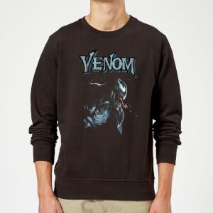 Venom Profile Pullover - Schwarz