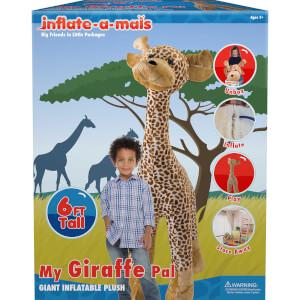 Inflate-A-Mals - 6 Foot Giraffe