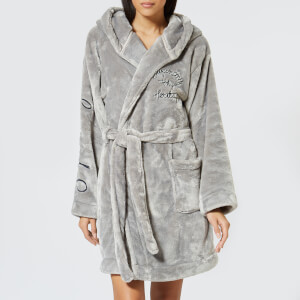 Superdry Women's Sophia Loungewear Robe - Sky Grey