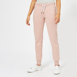 Superdry Women's Orange Label Elite Joggers - Copper Blush