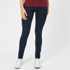 Superdry Women's Sophia Skinny Jeans - Blue Black