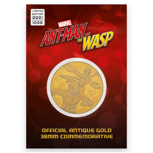 Marvel's Ant-Man and the Wasp Verzamelmunt: Antiek Goud - Zavvi Exclusive Limited Edition