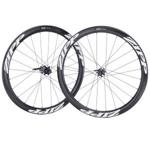 Zipp 303 Firecrest Carbon Tubular Disc Brake Wheelset 2019 - White - Shimano/SRAM