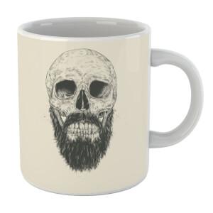 Balazs Solti Bearded Skull Mug