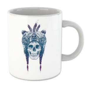 Balazs Solti Bear Head Mug