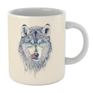 Balazs Solti Wolf Eyes Mug