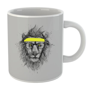 Balazs Solti Lion And Sweatband Mug