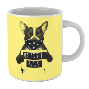 Balazs Solti Break The Rules Mug