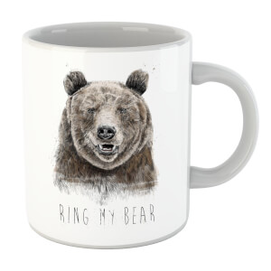 Balazs Solti Ring My Bear Mug