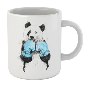 Balazs Solti Boxing Panda Mug