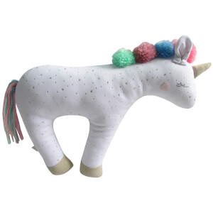 Albetta Unicorn Cushion - Medium