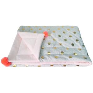 Albetta Blanket - Gold Spot
