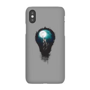 NYC Moon Phone Case for iPhone and Android