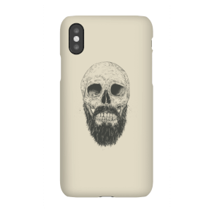 Balazs Solti Bearded Skull Phone Case for iPhone and Android