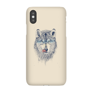 Balazs Solti Wolf Eyes Phone Case for iPhone and Android