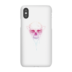 Balazs Solti Colourful Skull Phone Case for iPhone and Android