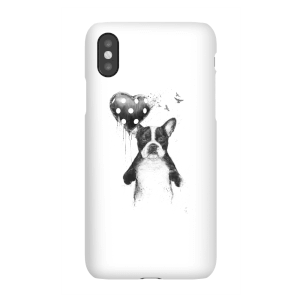 Balazs Solti Bulldog And Balloon Phone Case for iPhone and Android