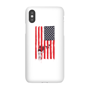 Balazs Solti USA Cage Phone Case for iPhone and Android