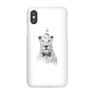 Balazs Solti Party Lion Phone Case for iPhone and Android