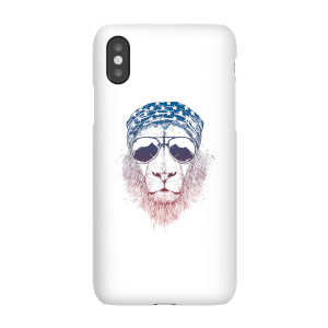 Bandana Lion Phone Case for iPhone and Android