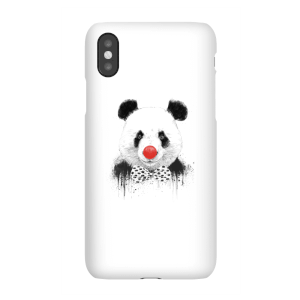 Balazs Solti Red Nosed Panda Phone Case for iPhone and Android