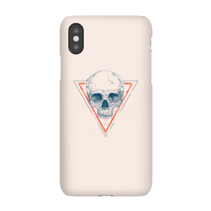 Balazs Solti Skull Phone Case for iPhone and Android