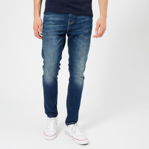 Superdry Men's Slim Tyler Jeans - Union Dark Blue
