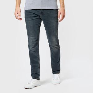 Superdry Men's Slim Tyler Jeans - Portland Washed Black