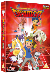 Digimon Tamers (Digital Monsters Season 3)