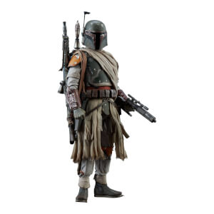 Sideshow Collectibles Star Wars Mythos Boba Fett 1/6 Action Figure 30cm