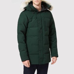 Canada Goose Men's Carson Parka Jacket - Spruce