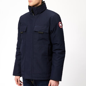 Canada Goose Men's Forester Jacket - Admiral Blue