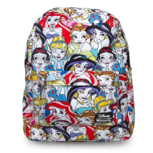 Sac à Dos Disney Princesses Disney - Loungefly