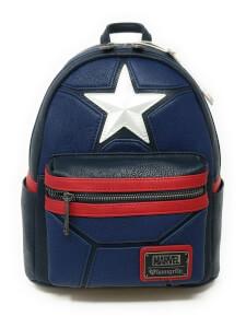 Loungefly Marvel Captain America Mini Backpack