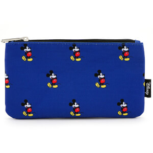 Loungefly Disney Mickey Mouse AOP Pencil Case