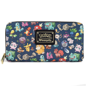 Loungefly Pokémon First Gen Wallet