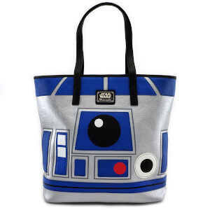 Star Wars Loungefly Bolso De Mano Doble Faz R2-D2 y BB-8