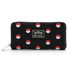 Loungefly Pokémon Cartera Estampada Pokéball
