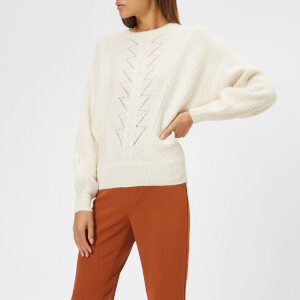 Gestuz Women's Adel Jumper - Cloud Dancer