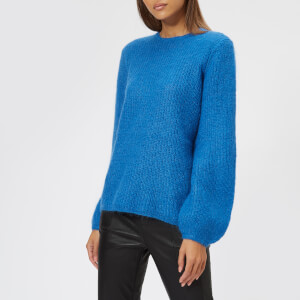 Gestuz Women's Holly Pullover - Blue