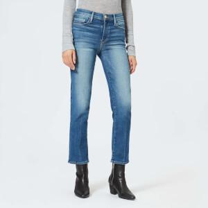 Frame Women's Le Nouveau Straight Fit Jeans - Arnott