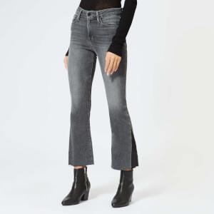 Frame Women's Le Crop Mini Bootcut Jeans - Webber