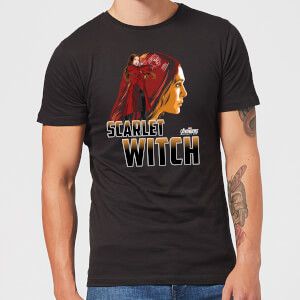 Avengers Scarlet Witch Men's T-Shirt - Black