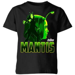 Avengers Mantis Kids' T-Shirt - Black